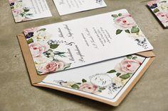 Najlepsze Obrazy Na Tablicy Złote Zaproszenia ślubne Złocone 12