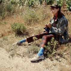 Anna Karina / Pierrot Le Fou / Marianne Renoir. Forecast of every style decision I need to make F/W 2012.