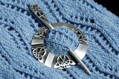 celtic shawl pins - Google Search