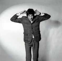 GROOVY ANT '70s, thefoolonthehill67:   Pete Townshend - 1965
