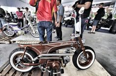 Honda DAX Art of Speed #AOS Street Cub Custom Cub Honda Cub
