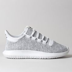 on sale 51282 ad6e5 Adidas Tubular Shadow Knit in Two-Tone