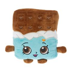 Shopkins Cheeky Chocolate Plush Toy | Claire's
