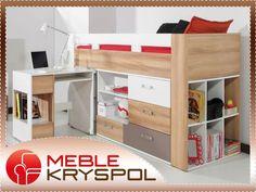 Meble młodzieżowe, łóżko   biurko BLOG 19