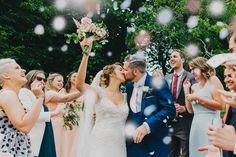 Pretty wedding in Dorset | Symondsbury Barn Wedding Dorset | by Dorset Wedding Photographer - Peppermint Love Photography