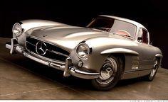 1954 Merc 300 SL Gullwing