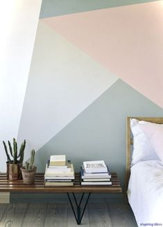 24 Gorgeous Wall Painting Ideas that so Artsy