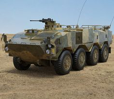 Type 96 Wheeled Armored Personnel Carrier 3d model from Hum3d.com.