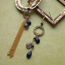 Lapis Lazli Earrings