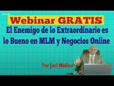 El Enemigo de lo Extraordinario es lo Bueno en MLM y Negocios Online