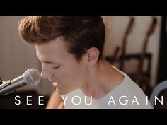 Wiz Khalifa - See You Again (Tyler Ward Acoustic Cover) Ft. Charlie Puth (Furious 7 Music Video)cover http://ift.tt/2vpz3tX