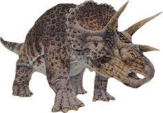 Все о динозаврах - Трицератопс