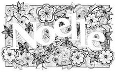 Image result for zentangle name