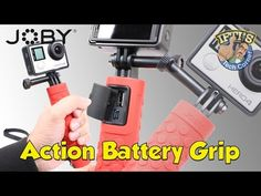 $83.78 Joby Action Battery Grip for GoPro | Cameras Direct Australia