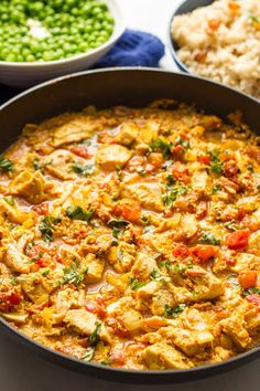 Chicken recipe breast curry