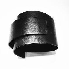 my COS leather bracelet  www.cosstores.com