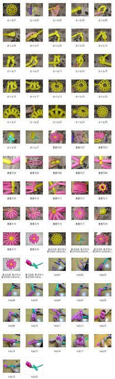 풍선하하 balloonhaha ㅡ 원본 사진 ㅡ 큰 사진은 이메일로 보내드립니다 ㅡ : 교육용 432 꽃