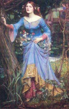 ophelia preaphaelite | Pre-Raphaelite Paintings - Arts & Crafts Home