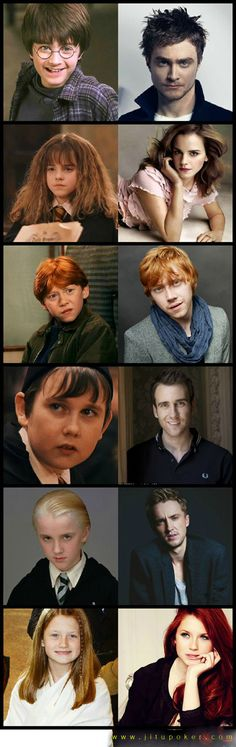 like, u look at neville and ure like lol u see hermione den when shes grown up