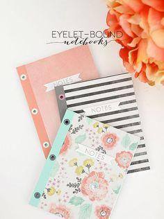 Ideas para forrar cuadernos y libretas
