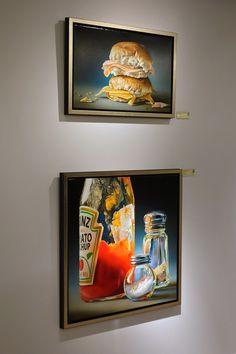 Paintings Tjalf Sparnaay