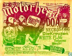 Motörhead - 1985