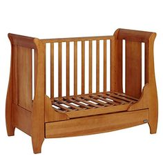 Tutti Bambini Katie Cot Bed (Oak) Tutti Bambini http://www.amazon.co.uk/dp/B000M4Q0IK/ref=cm_sw_r_pi_dp_mSUTwb08TXF0F