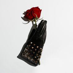 photography by paul krokos london based photographer - personal work, still life photography, still life photo, still life, prada, prada glove, prada studded glove