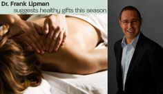 Give a Healthy Gift for the Holidays | @Dr. Frank Lipman Gift Ideas | Organic Spa Magazine