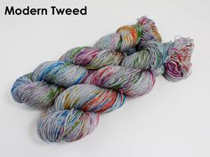 The highest quality hand-dyed, just for you. Yarn Stash, Sock Yarn, Mulberry Silk, Hand Dyed Yarn, Things That Bounce, Neutral, Shapes, Knitting, Tweed