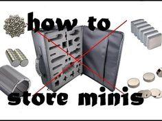 magnetized mini storage