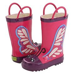 @Rachele Higgins you could get these for Avery. She doesn't have rain boots yet.