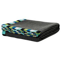"EIVOR Bedspread/blanket - 59x94 "" - IKEA $14.99 I want this blanket!"