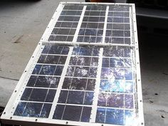 Picture of Build a 60 Watt Solar Panel