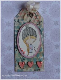 Hope, Joy, Believe Hi everyone, I ´d like to share my new bookmark. I created it for my new Christmas book. Christmas Books, Christmas Ornaments, Distress Oxide Ink, Heidi Swapp, Small Heart, Ink Pads, Tim Holtz, Hand Warmers, Happy New