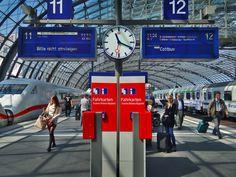 Berlin Hauptbahnhof - Deutschland