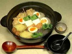How to Make Oden (Japanese Assorted Stew) おでんの作り方
