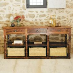 1000 images about maison du monde on pinterest big for Maison du monde console