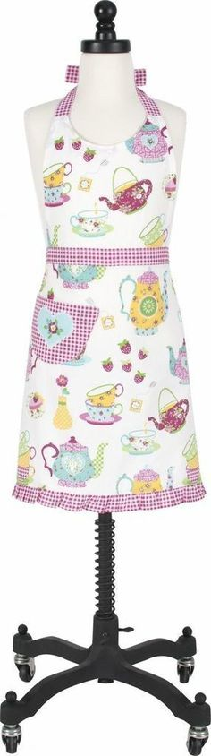 Features: -Material: 100% Cotton. -Designed to fit all sizes. -Thoughtful gift. -Comes with single pocket. -Machine washable. Product Type: -Standard. Design: -Patterned. Color: -Multi. Mater