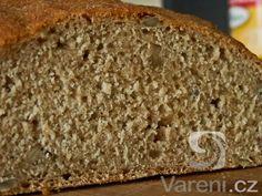 Recept na upečení chutného chleba doma v troubě.