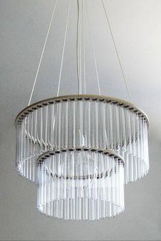 Test tubes for Maria SC chandelier by PaniJurek on Etsy, $12.00