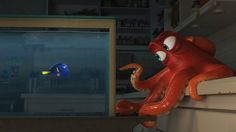 There's something perfectly on point about ''Finding Dory,'' the pantingly anticipated sequel to Pixar's 2003 masterwork ''Finding Nemo,'' taking 13 years to reach the screen. ...