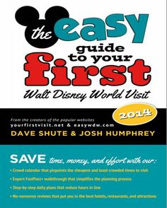 """The new Easy Guide - just released and already #1 in Amazon's """"Theme Park Travel Guides"""" category!"""
