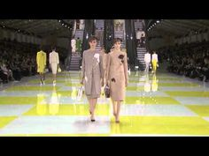 Love the concept, formations, & lines..... LOVE!  Louis Vuitton Spring/Summer 2013 Womenswear Show