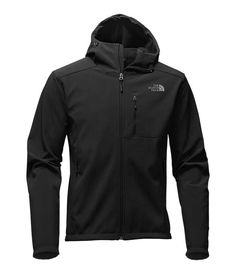The North Face Apex Bionic 2 Full Zip Hoodie for Men in TNF Black