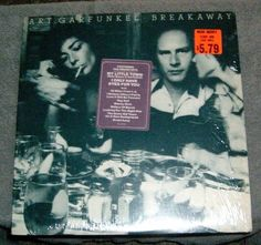 ART GARFUNKEL Breakaway LP Album - Vinyl, 1975 Columbia Records #FolkCountryRockSoftRock