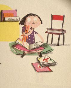 E tu dove leggi? di Géraldine Collet e Magali Le Huche