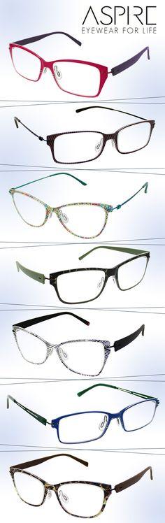 6286061e6b Encourage Style in Aspire Eyewear Frames