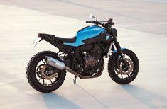 Yamaha MT 'Super7' – JvB-moto - Pipeburn.comPipeburn.com