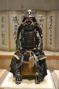 Japanese armor. New Orleans Museum of Art.